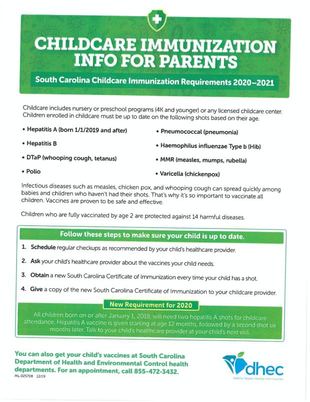 childcareimmunization